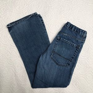 Old Navy Boot Cut Jeans Juniors Size 14